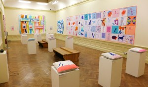 Red Work exhib 2
