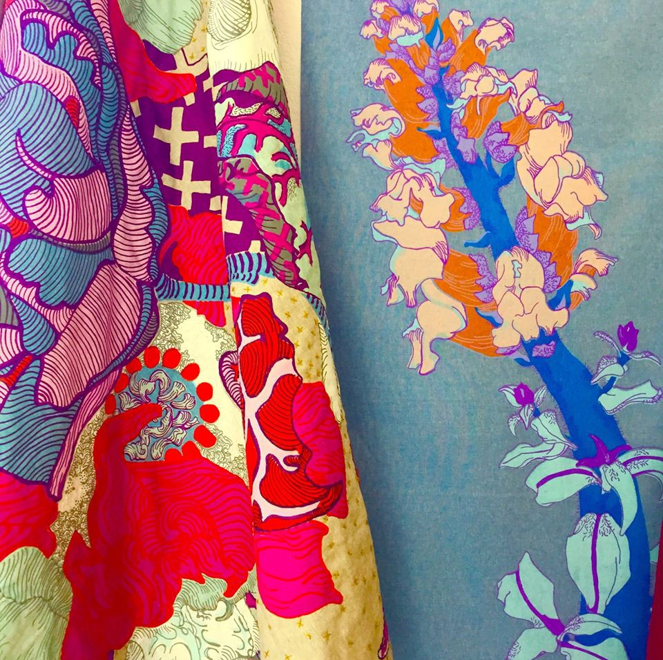 That S What I Want To Do Ba Hons Textile Design For Fashion And Interiors At Bath School Of Art And Design Integrating Traditional Craft Skills Into Textile Design With New Materials