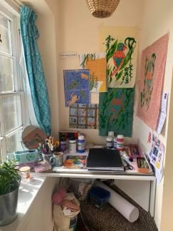 2nd yr Evie's corner studio