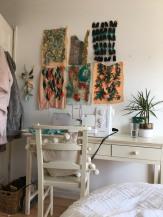 1st yr Rosie's studio
