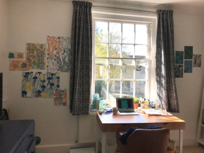 2ND YR Natalie's little studio