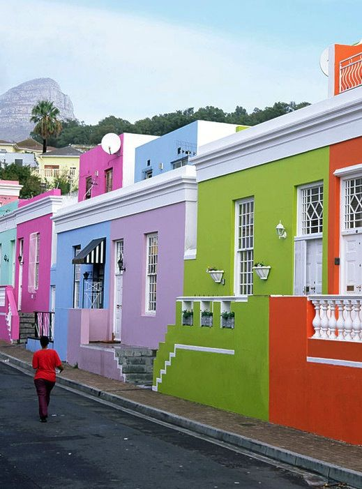 Bo Kaap Colours